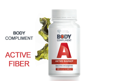 Body Compliment Active Fiber